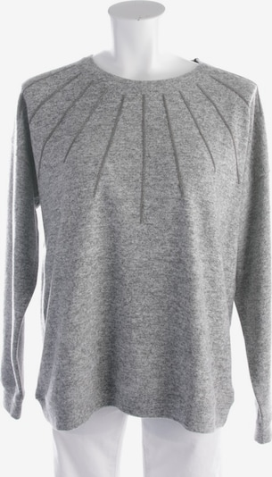 Frogbox Sweatshirt / Sweatjacke in L in hellgrau, Produktansicht