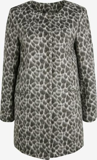 Vogelsang Manteau mi-saison en anthracite / noir, Vue avec produit