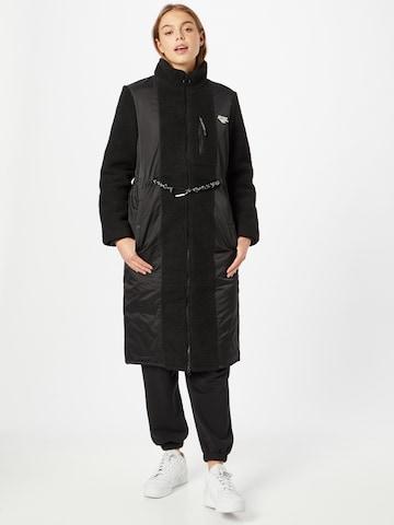 HI-TEC Outdoorfrakk 'SWALEDALE' i svart