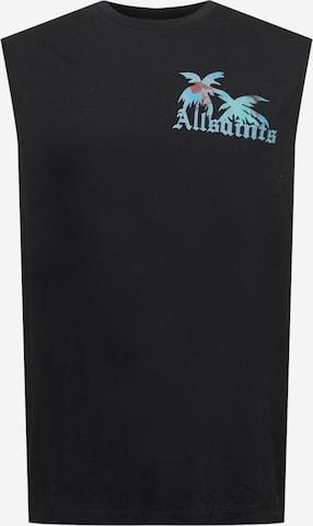 melns AllSaints T-Krekls 'Malibeau'