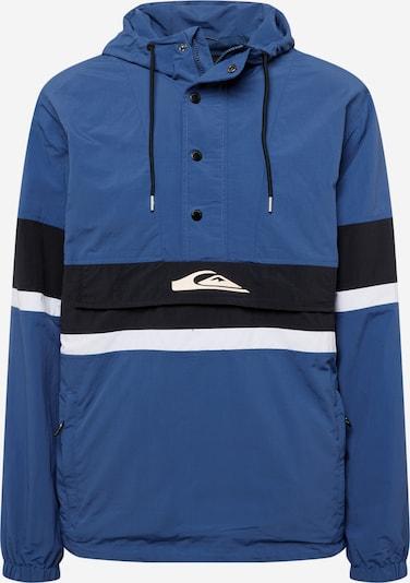 QUIKSILVER Overgangsjakke i mørkeblå / sort / hvid, Produktvisning