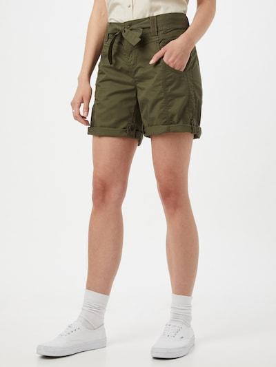 ESPRIT Shorts 'Play' in khaki, Modelansicht