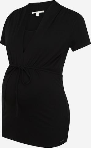 Esprit Maternity Shirt in Black