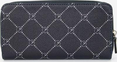 TAMARIS Porte-monnaies 'Anastasia' en bleu foncé / blanc, Vue avec produit