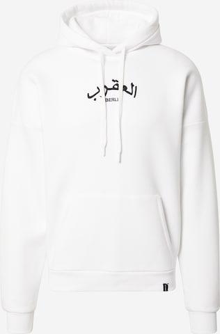 VIERVIER Sweatshirt 'Marlo' in White