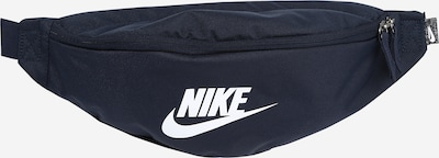 Nike Sportswear Τσαντάκι μέσης σε ναυτικό μπλε / λευκό, Άποψη προϊόντος