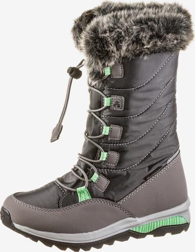 Kamik Boots 'Prairie' in taupe / hellgrün, Produktansicht