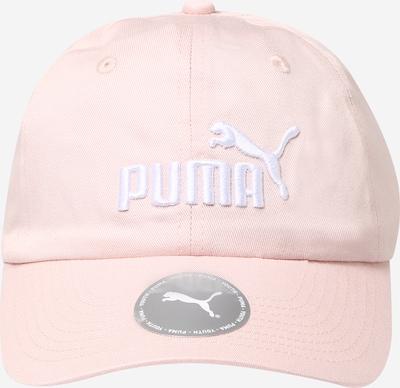 PUMA Chapeau en rose / blanc, Vue avec produit