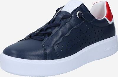 bugatti Zapatillas deportivas bajas en navy / rojo, Vista del producto