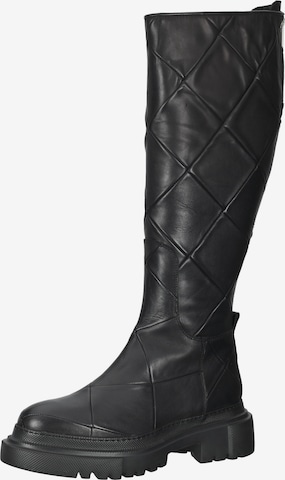 SHABBIES AMSTERDAM Boots in Black