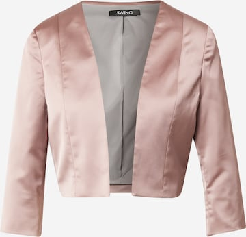 SWING Boolero, värv roosa