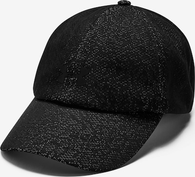 UNDER ARMOUR Sportcap 'Play Up' in schwarzmeliert, Produktansicht