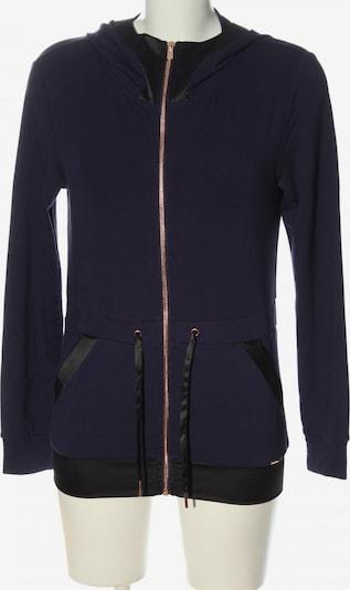 PALMERS Sweatshirt & Zip-Up Hoodie in XS in Purple / Black, Item view