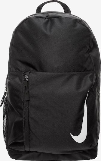 NIKE Rucksack in schwarz / weiß, Produktansicht