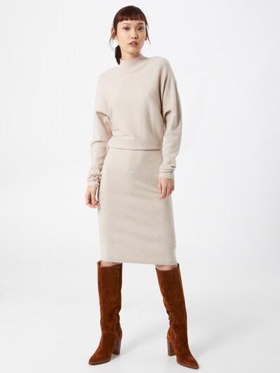 VILA Kleid 'VIELASTA' in beige, Modelansicht