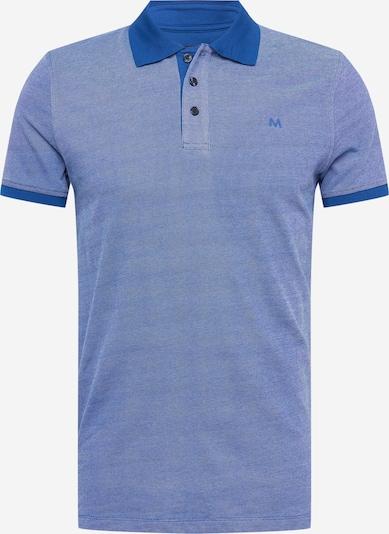 Matinique T-Shirt 'Poleo' en bleu roi / bleu-gris, Vue avec produit