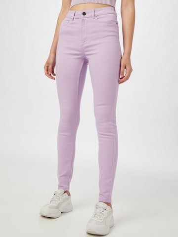 Noisy may Jeans 'CALLIE' in Lila
