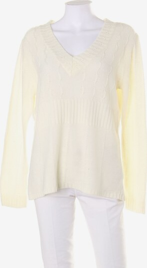 CHILLYTIME Sweater & Cardigan in L-XL in Ivory, Item view