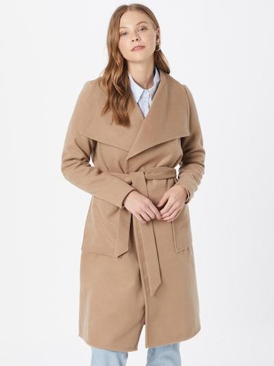 Palton de primăvară-toamnă 'NEW PHOEBE' ONLY pe maro cămilă, Vizualizare model
