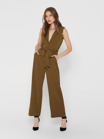 ONLY Jumpsuit 'Napoli' in Braun