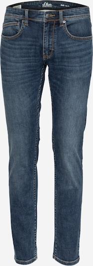 s.Oliver Jeans i blå denim, Produktvy
