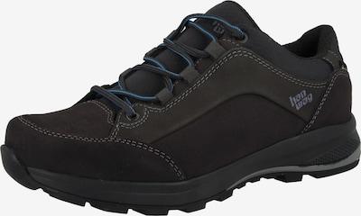 HANWAG Chaussure à lacets 'Banks Low Lady GTX' en bleu / gris / noir, Vue avec produit