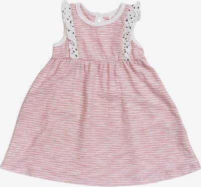 People Wear Organic Kleid in rosé / schwarz / weiß, Produktansicht