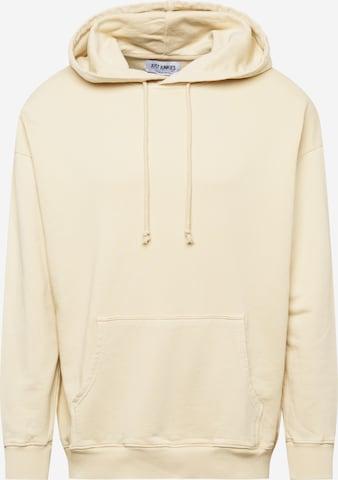 Sweat-shirt JUST JUNKIES en beige