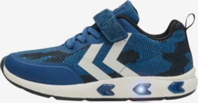 Hummel Sneaker in blau / weiß, Produktansicht