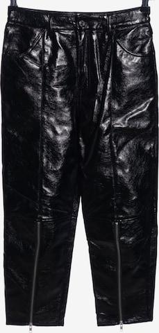 WEEKDAY Pants in S in Black