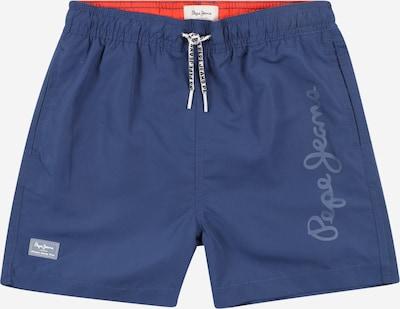 Pepe Jeans Szorty kąpielowe 'Guido' w kolorze granatowy / podpalany niebieskim, Podgląd produktu