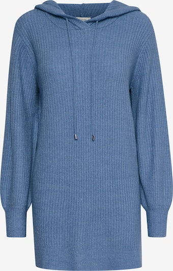 b.young Pullover in blau, Produktansicht