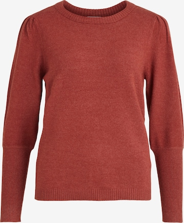 Pullover 'Ril' di VILA in rosso