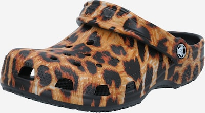 barna / fekete Crocs Klumpák, Termék nézet