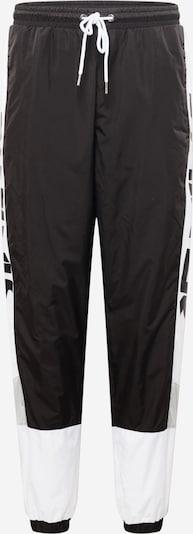 Starter Black Label Hose in schwarz / weiß, Produktansicht