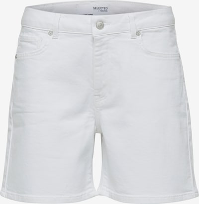 SELECTED FEMME Jeans 'Silla' in White denim, Item view