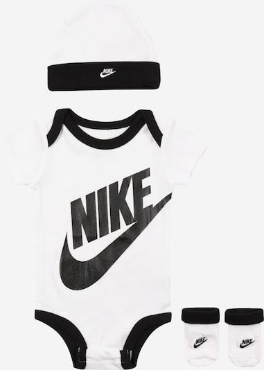 Nike Sportswear Set 'FUTURA' in schwarz / weiß, Produktansicht