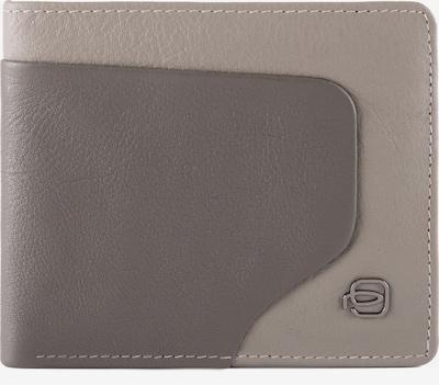 Piquadro Porte-monnaies en marron / gris, Vue avec produit