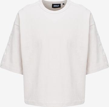 Magdeburg Los Angeles Shirt 'Nimbus' in Wit