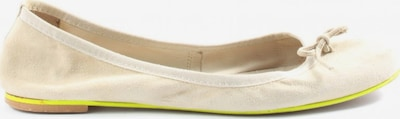 Zign Flats & Loafers in 40 in Wool white, Item view