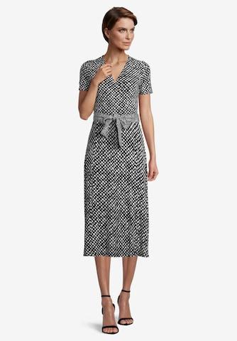Betty Barclay Jerseykleid ohne Arm in Schwarz