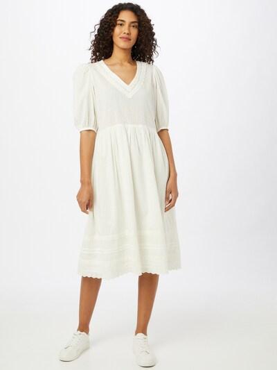 minimum Kleid 'Anthea 7487' in weiß, Modelansicht