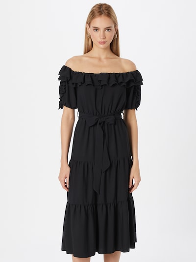 River Island Kleid 'BARDOT' in schwarz, Modelansicht