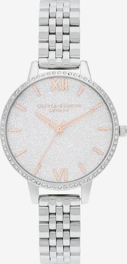 Olivia Burton Uhr in gold / silber / weiß, Produktansicht