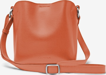 Gretchen Shoulder Bag 'Dahlia' in Orange