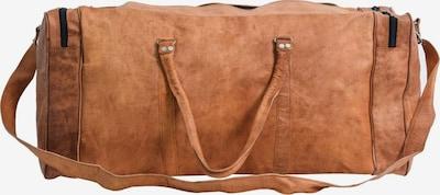 Gusti Leder Reisetasche 'Gusti Leder Toby' in braun, Produktansicht
