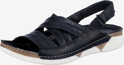 ANDREA CONTI Sandale in dunkelblau, Produktansicht