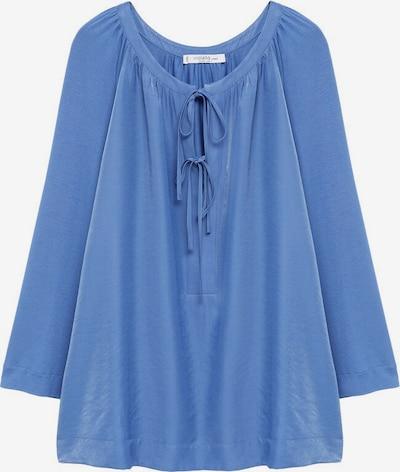 Bluză 'Pik' VIOLETA by Mango pe albastru, Vizualizare produs