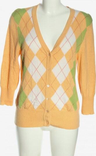 Prestige Elegance Cardigan in XL in pastellgelb / grün / weiß, Produktansicht