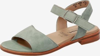 SIOUX Sandale ' Cosinda-701 ' in pastellgrün, Produktansicht